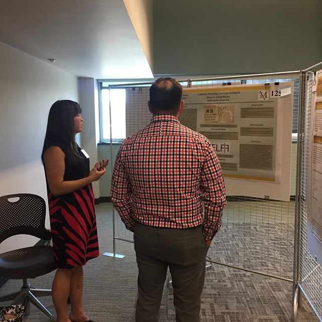 come learn about cultural humility concept analysis in regards to nursing #madeinmu2017