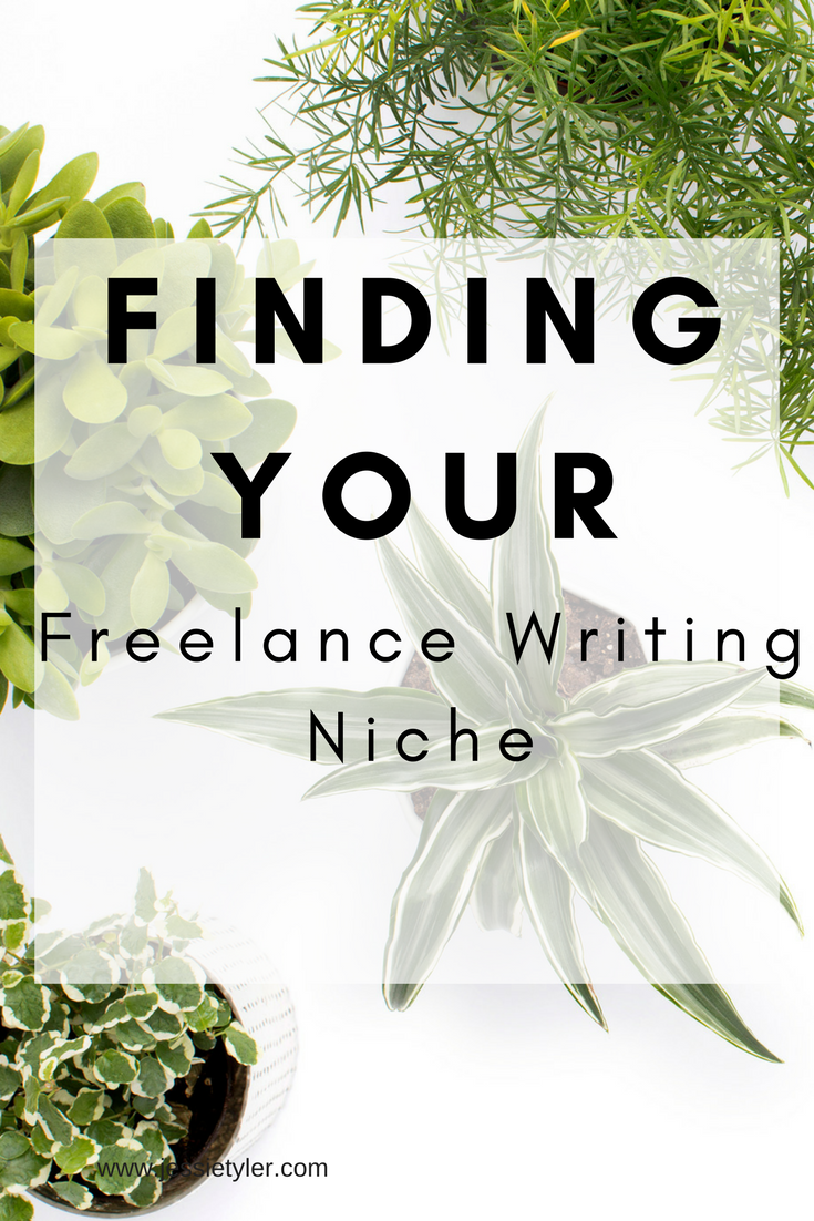 Finding Your freelance writing niche.png