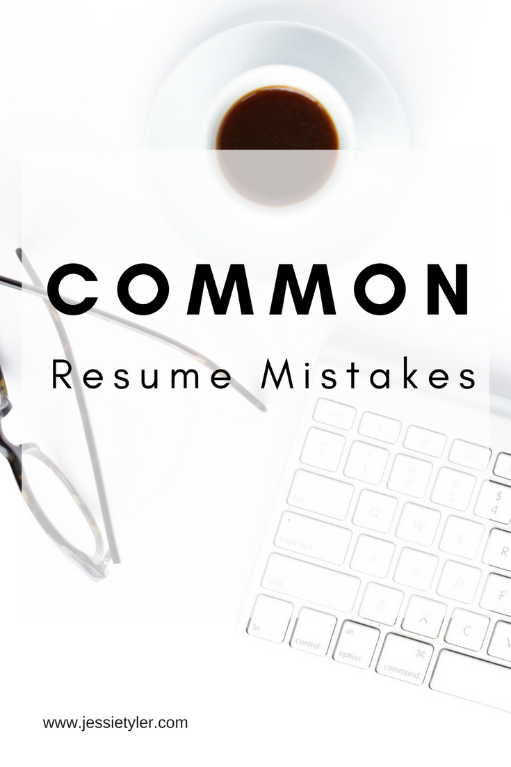 common resume mistakes tyler writing services