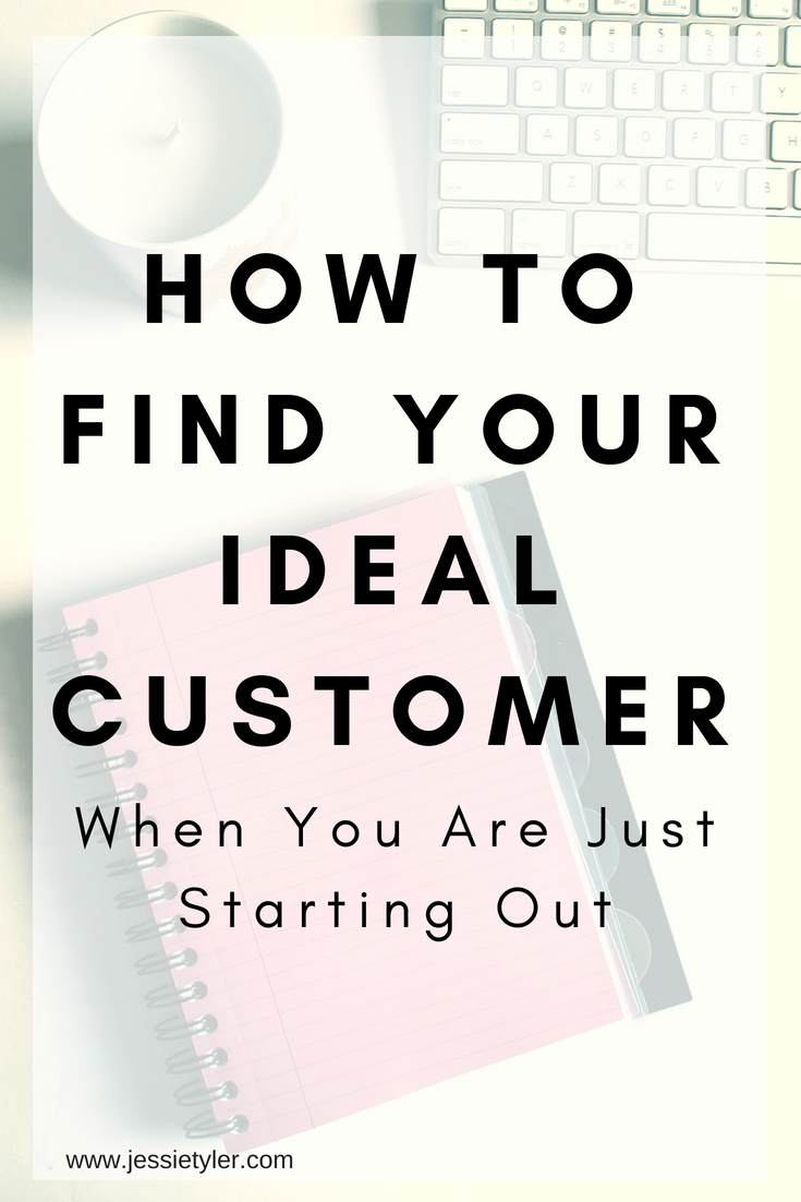 How to find your ideal customer even if you are just starting out.jpg