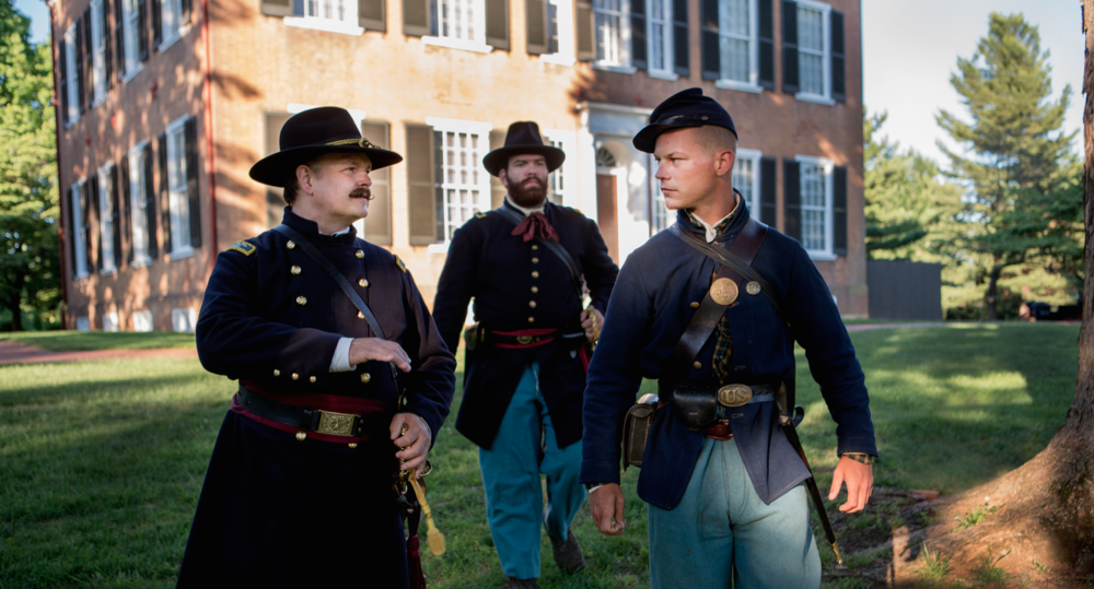 Freedom & The Home Front   CIVIL WAR TOURS    A Special Exhibit