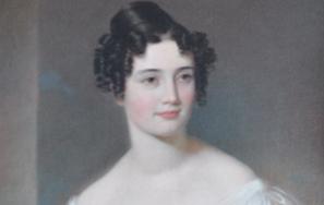 Rebecca Briscole Carnes Rowan (1813-1897)