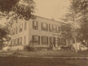 My Old Kentucky Home (Federal Hill) in 1882
