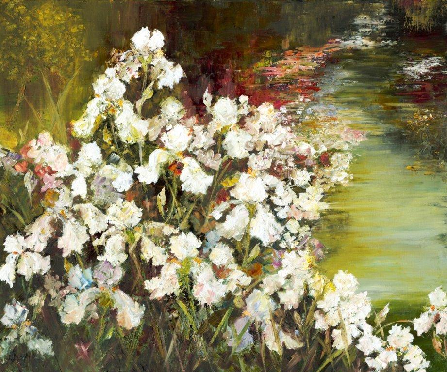 Reflections of Iris