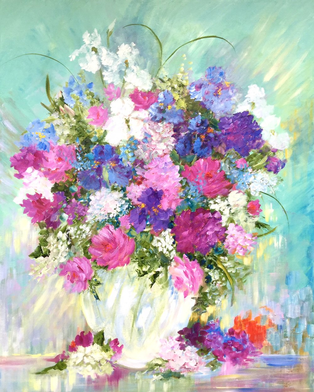 Sunbeam Bouquet