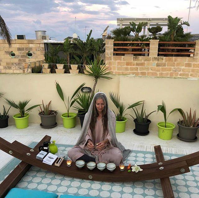 #Repost @rose_madelaine ・・・ Gozo // 🇲🇹 Self Discovery Retreat with @srimati @thirtysevenhotelgozo  Beauty // Expansion // Love 💗 - - - - #yoga #retreat #selfdiscovery #travel #landscapes  #nature #lovemalta #lovegozo  #hotel #lovinmalta  #boutiquehotel #luxury #luxuryhotel  #gozoisland #malta #wanderlust #homehotel  #37gozo #thirtysevengozo  #hiphotels  #gozomalta #holiday #vacation #visitgozo  #maltagozo  #gozo  #ilovetravel  #visitmalta  #beautifulhotels
