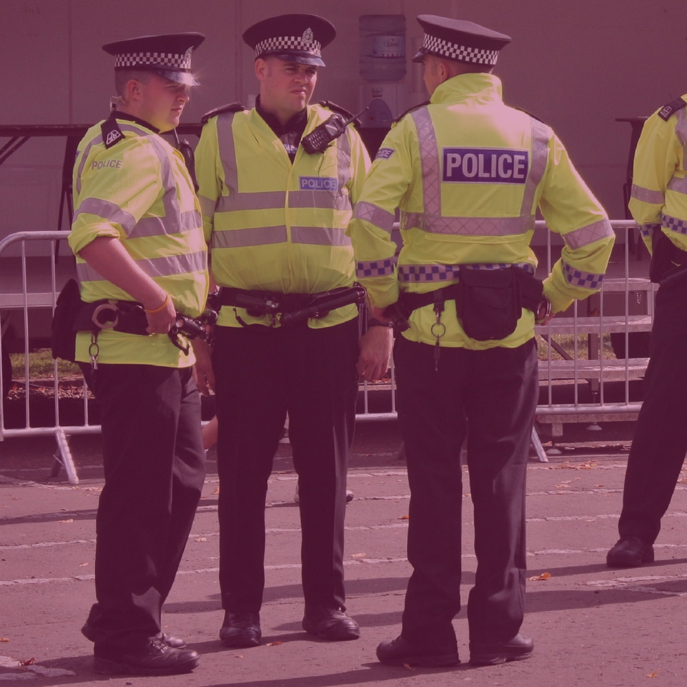 POLICE AND SPECIAL CONSTABLES -