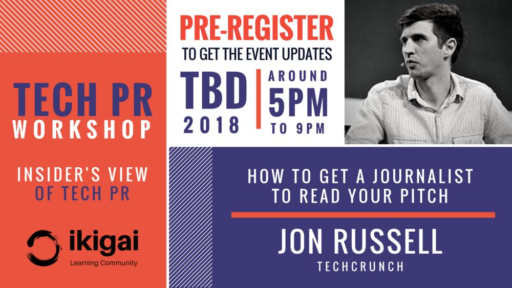Jon Russell Tech PR