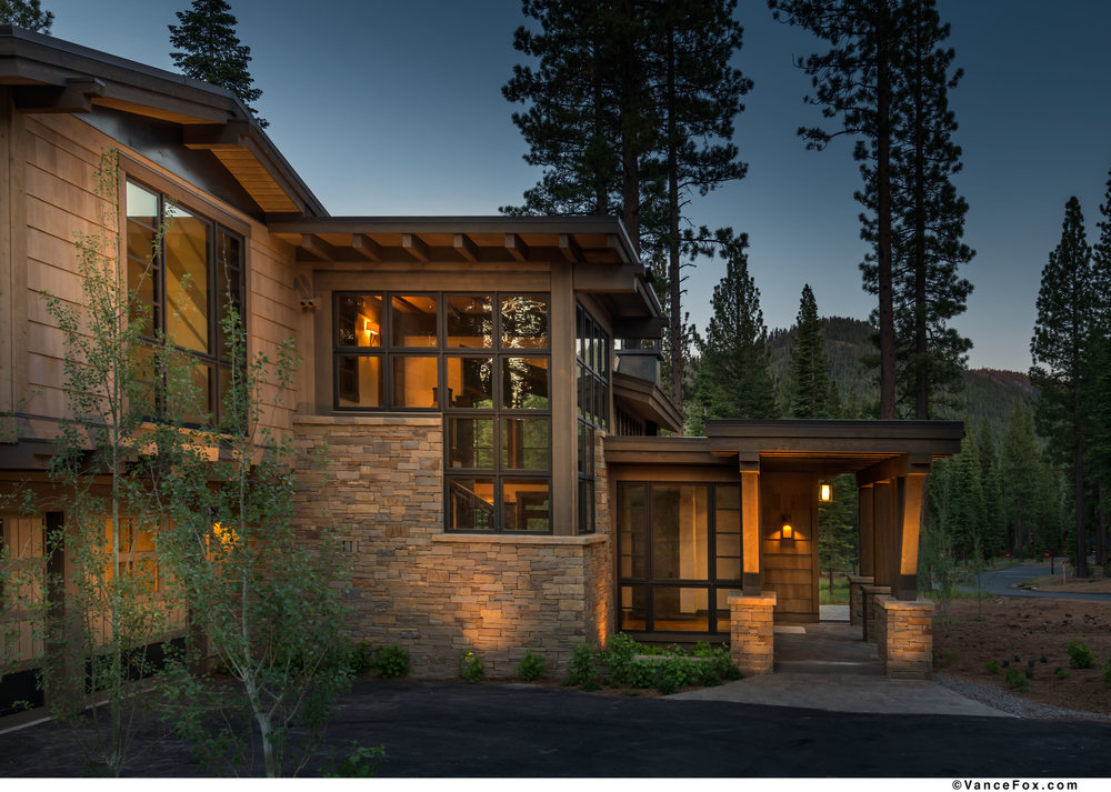 Martis Camp Lot 340 - 3250 sf cabin