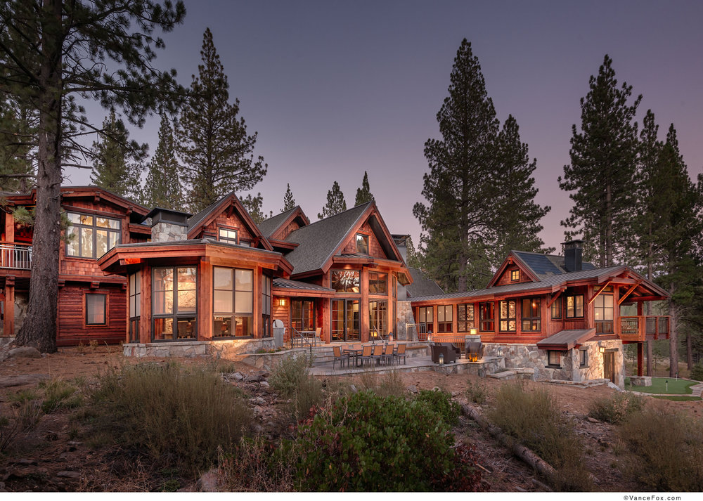 Martis Camp Lot 376 - 8600 sf estate