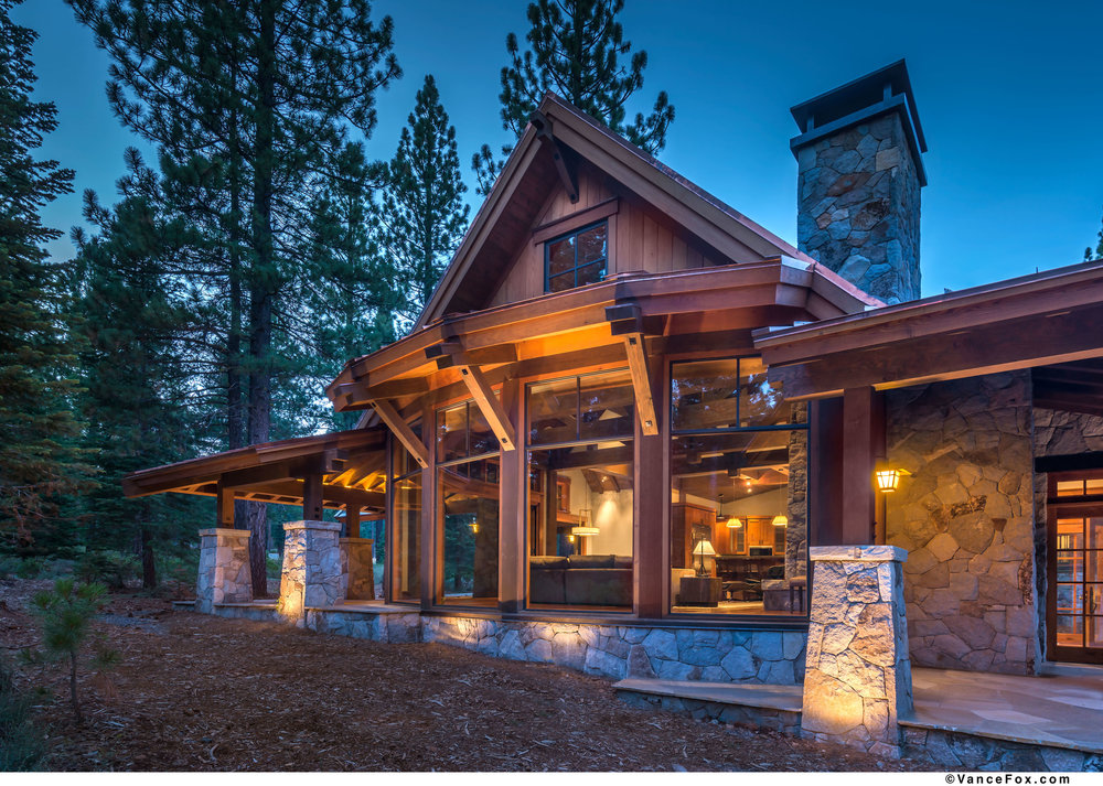 Martis Camp Lot 393 - 4000 sf estate