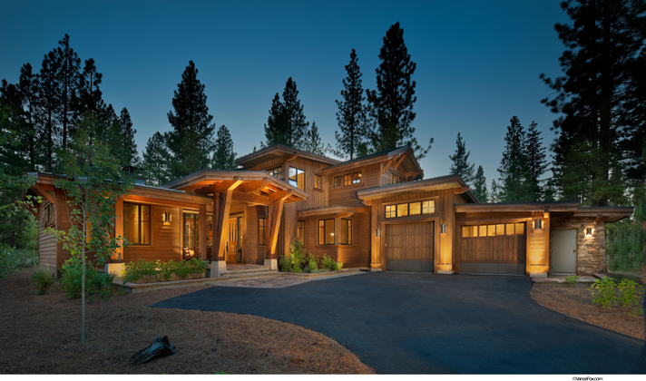 Martis Camp Lot 217 - 3200 sf cabin