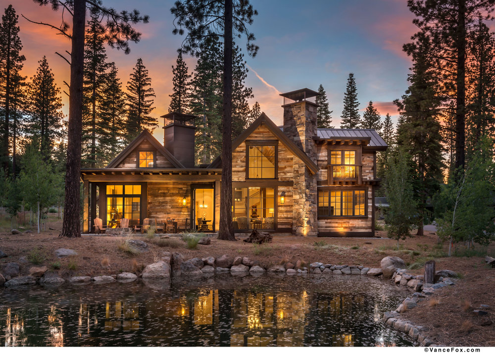 Martis Camp Lot 339 - 3250 sf cabin