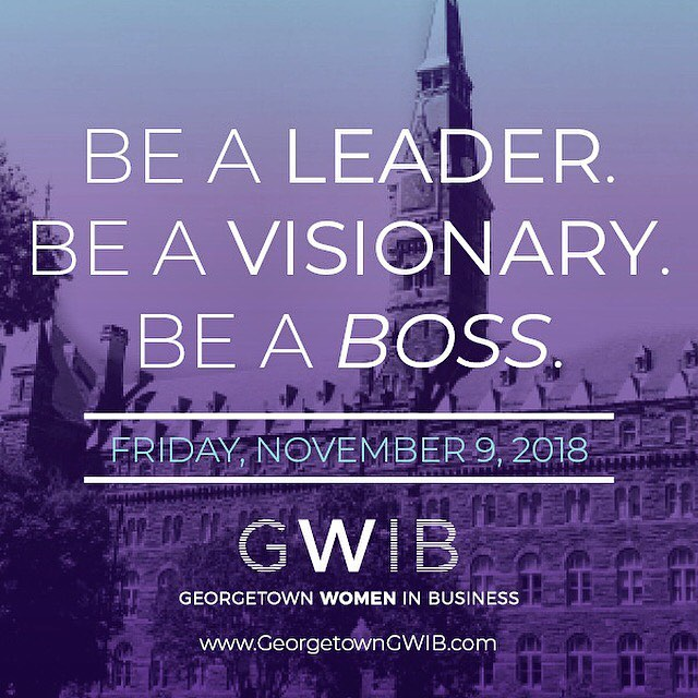 Registration for GWiB Conference is LIVE! Link up 🔝 #beaBOSS #gwibconference2018
