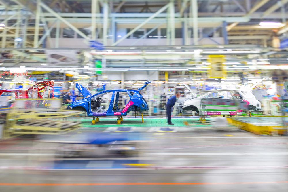Image: Toyota Manufacturing Burnaston UK