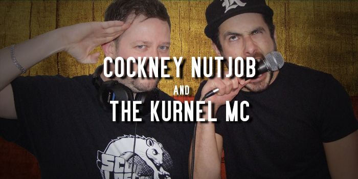 Cockney Nutjob & The Kurnel MC.png