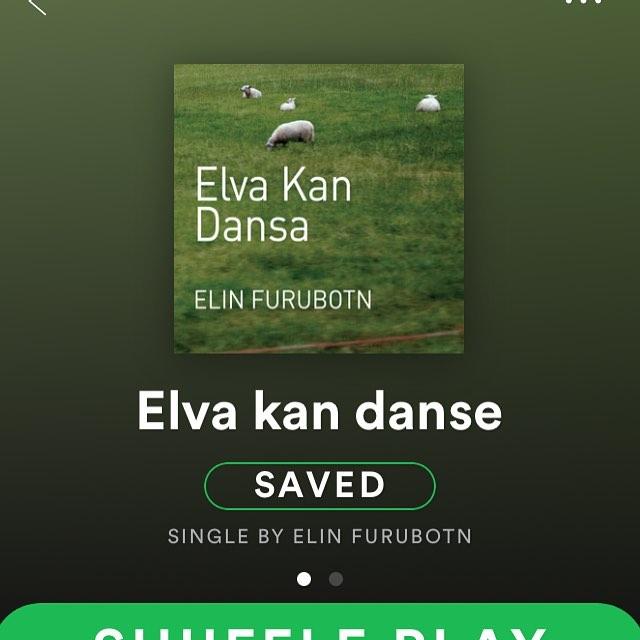 """Ny sang """"Elva kan danse"""" er ute i alle kanaler. Er så glad i denne låten. Den første jeg laget på mitt kommende album. Hør den på Spotify, TIDAL eller ITunes.#singelslipp #musikk #snartnyttalbum #gladidennesangen #sang Sjekk den opp👍"""