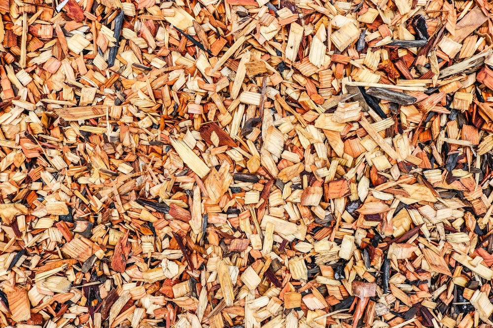 Mulch, Reston Farm Market, VA