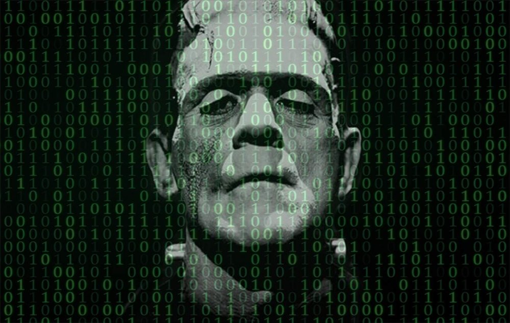 Digital Frankenstein  via the Affiliate Network. 2017.