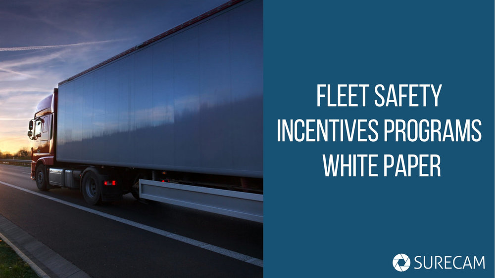 Fleet Safety Incentives Programs Best Practices