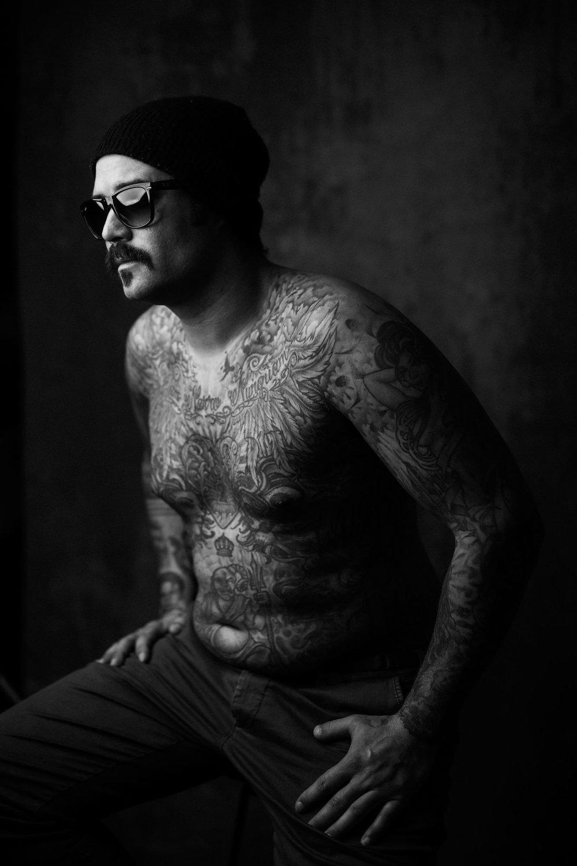 Portrait by Jennifer Kapala