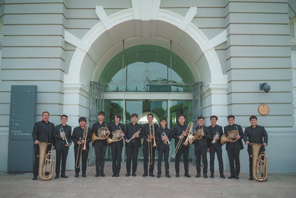 Brass & Percussion -
