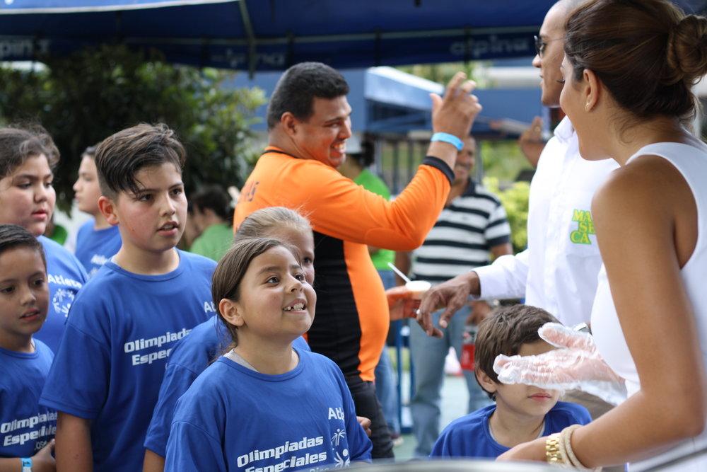 Limón - Limón cuenta con 2 regiones en donde instituciones participan en las actividades deportivas que realiza el OECR.- Guápiles- Sula