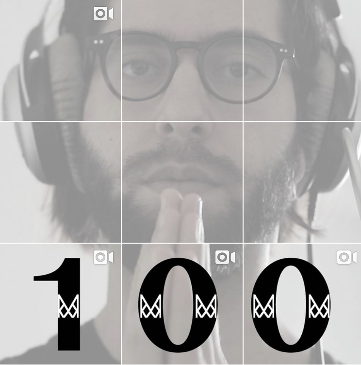 I Will share the story of how i made                         100 Music Productions in 100 Days On Instagram - coming soon...