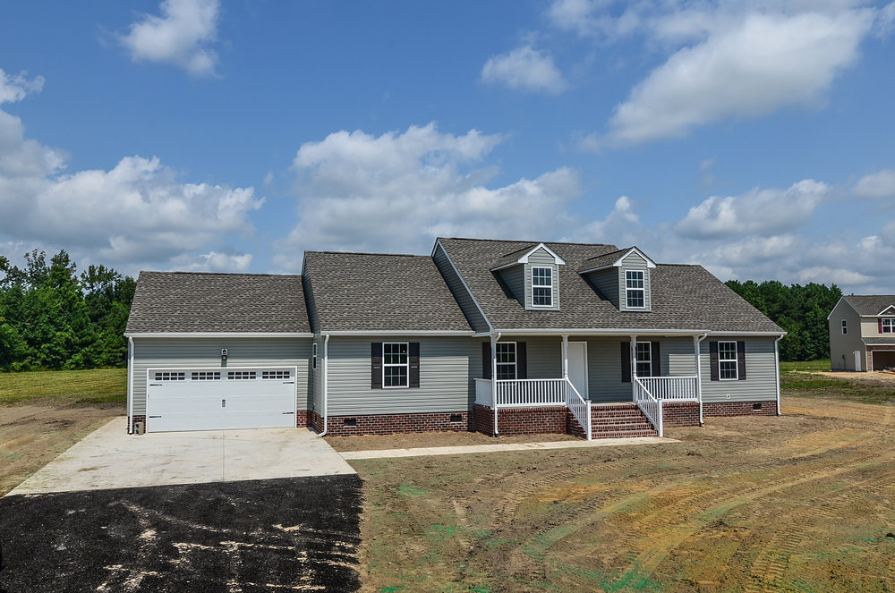 6264 OLD MYRTLE - NEW CONSTRUCTION ON 7 ACRES