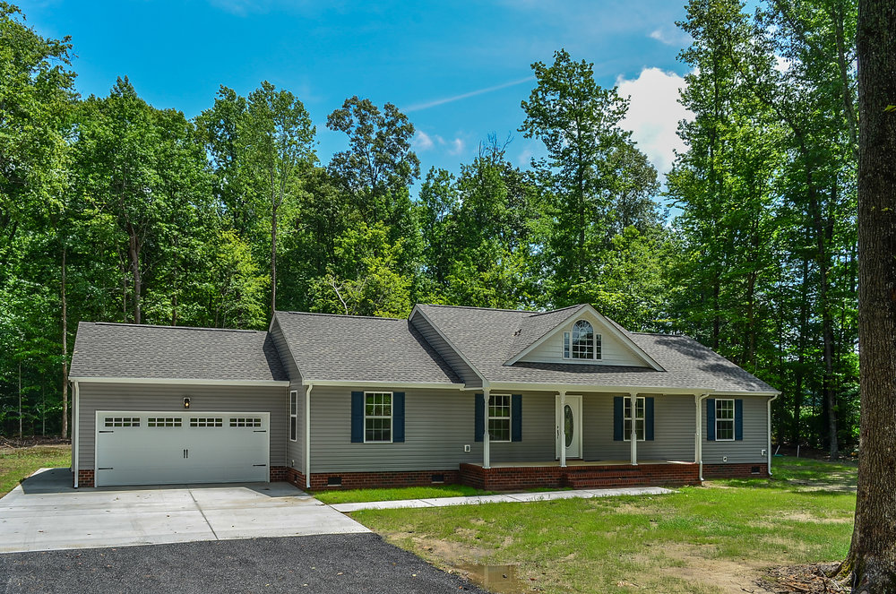 260 BABBTOWN RD - NEW CONSTRUCTION ON 4+ ACRES
