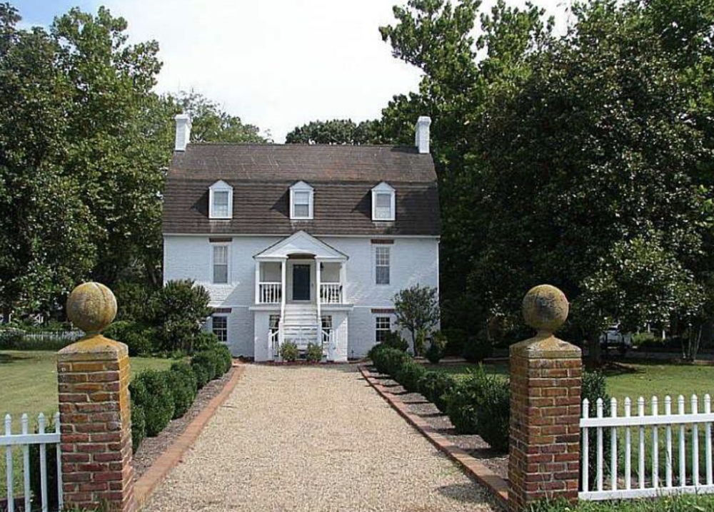 4204 LANDS END RD - LANDS END HISTORICAL HOME ON THE SEVERN RIVER WITH OVER 35 ACRES AND 6224SF