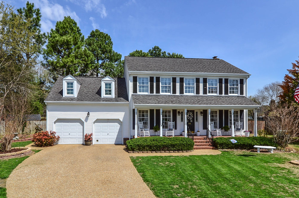 116 CRANEFIELD PLACE - ONE OWNER POOL HOME IN IMMACULATE CONDITION LOCATED IN DENBIGH