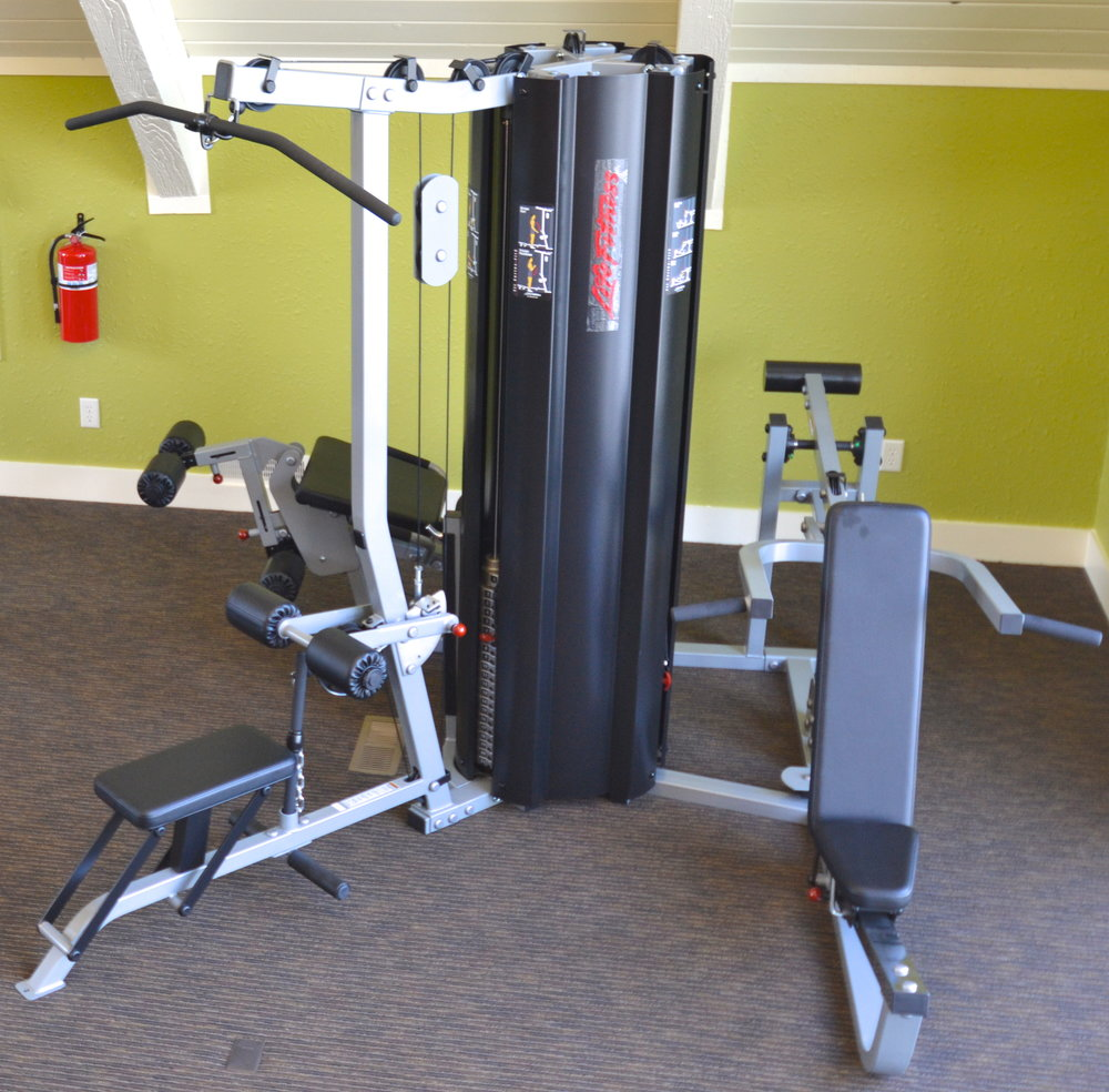 Westminster Fitness Center Weight Cable Machine