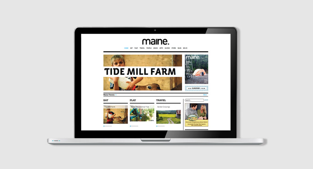 TheMaineMag.com • 2011