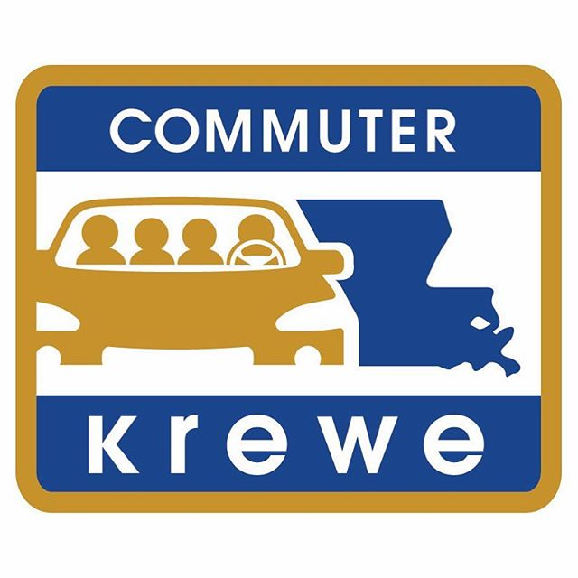 Commuter Krewe of Louisiana is a federally funded commuter program who partner's with employers in the Baton Rouge area to offer their employees information and resources to decide how to make their commute to work easier. If you would like for your employer to offer our services, give us a call at 225-344- RIDE.