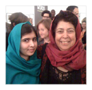 Malala Yousafzai & Razia Jan: Heroes for girls' education