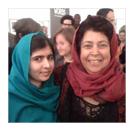 Malala Yousafzai &Razia Jan: Heroes for girls' education