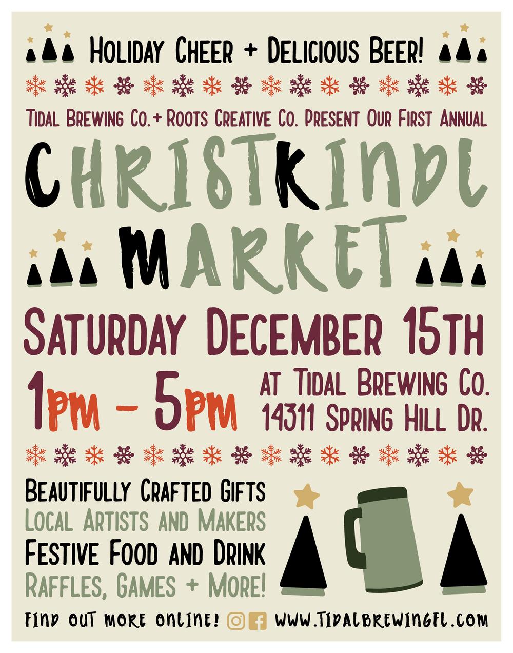 Christkindl Market 11x14 Poster.png