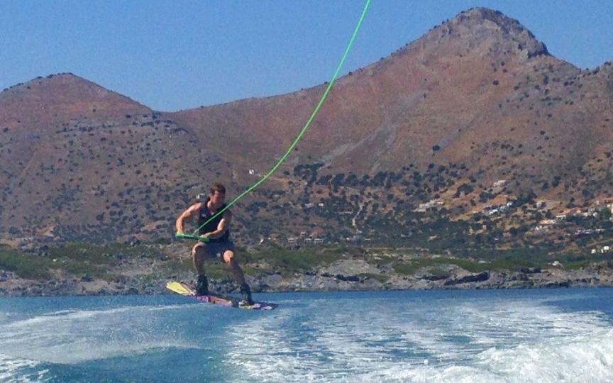 ...or Wakeboarding