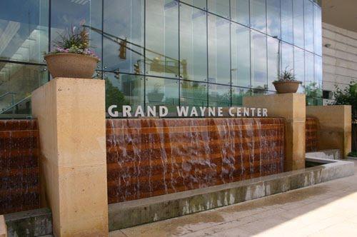 Grand Wayne Center in Downtown Fort Wayne