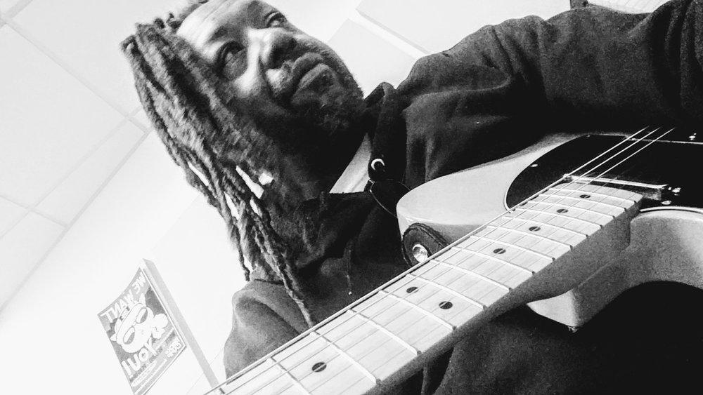 Michael Patterson on Bass