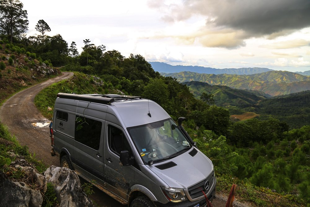On the drive from Semuc Champey to Senahu.