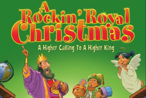This Christmas our Wild & Free Kids will be performing A Rocking Royal Christmas.