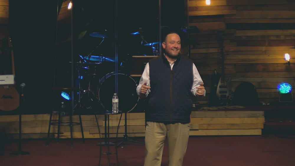 Latest Message - Take time to be encouraged by the latest message from our Pastoral staff.