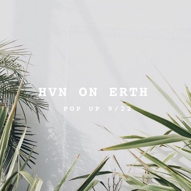 Free entry this Saturday 9/22 join Hvn on Erth at La Sierra H.S in Riverside, CA from 8AM-2PM. We can't wait to share our taco bar & beauty tea with fellow students, teachers, staff, & families. We are an organic, non-gmo, soy free, & gluten free food vendor dedicated to your internal & external well-being.