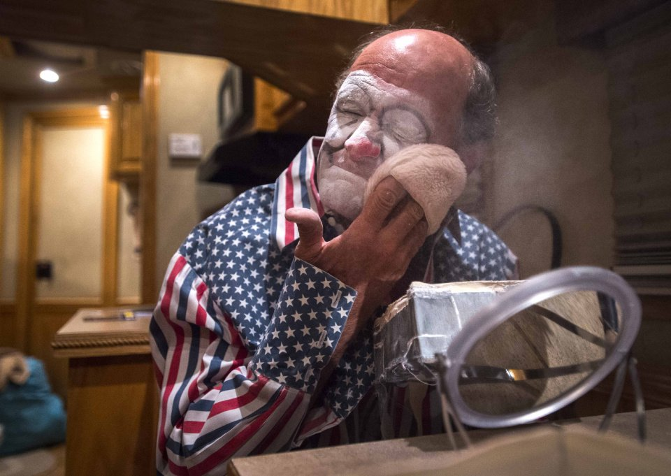 Rodeo clown Keith Isley still making them laugh at Pikes Peak or Bust Rodeo