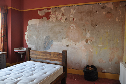 Removing Wallpaper From Victorian Walls Is No Joke. You Can Forget Using A  Kettle, Or Peeling It Off With Your Fingernails   You Need A Proper  Wallpaper ...