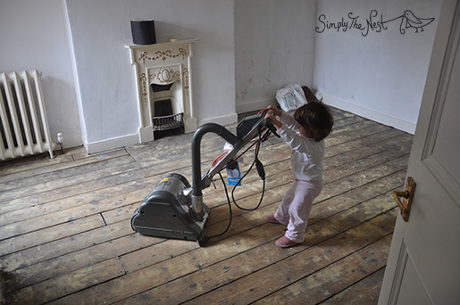 How To Sand And Restore A Victorian Wooden Floor Alice De Araujo