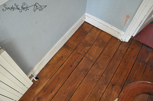 How To Sand And Restore A Victorian Wooden Floor Simply The Nest