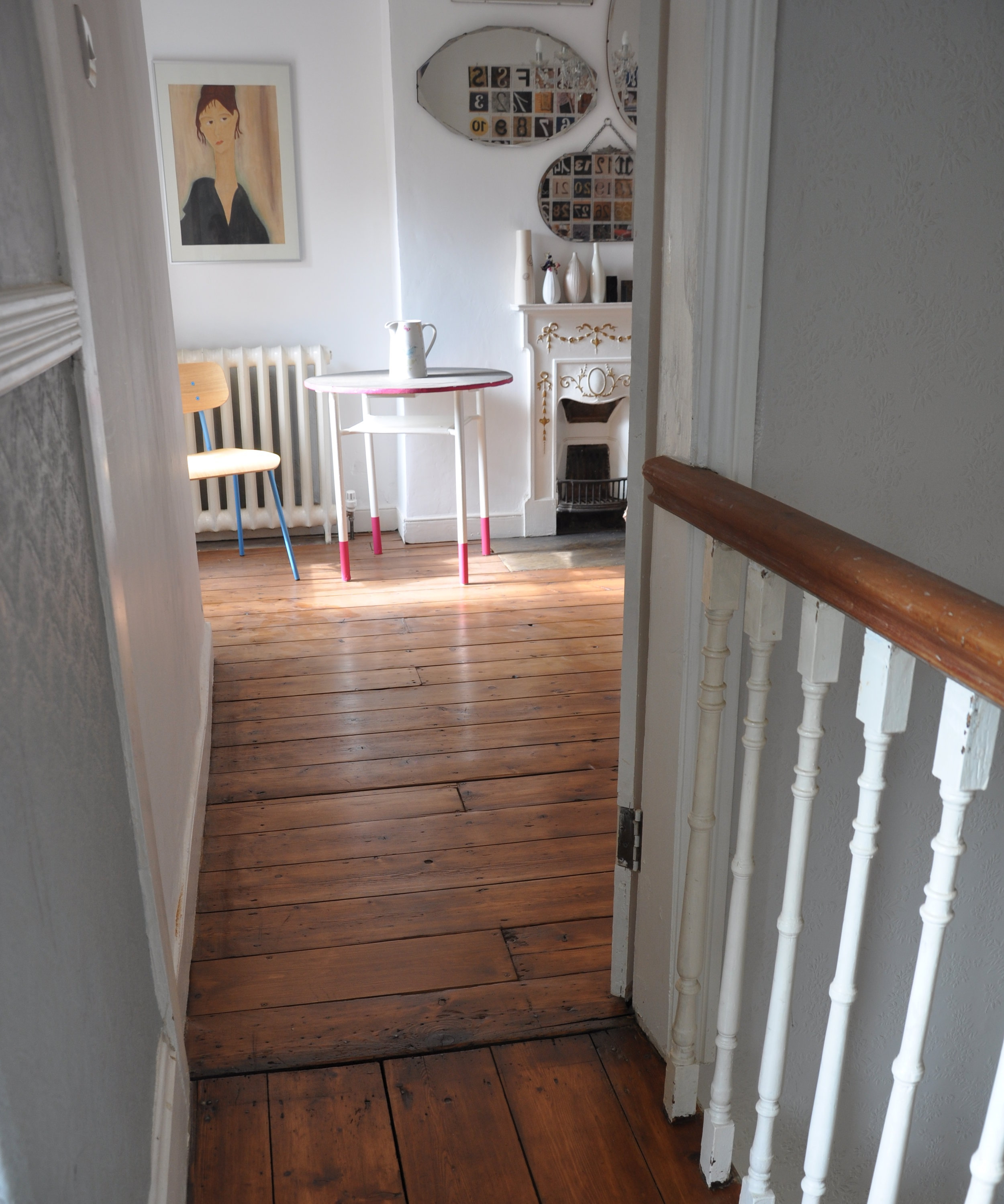 How To Paint, Oil Or Varnish A Victorian Staircase